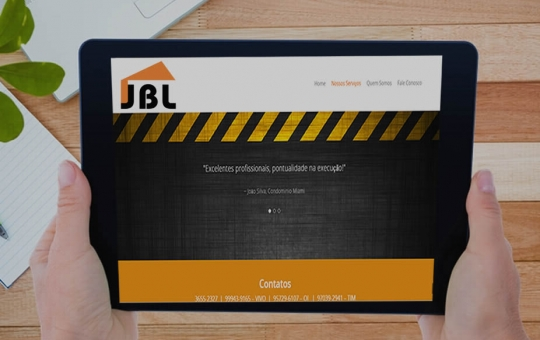 JBL Empreiteira